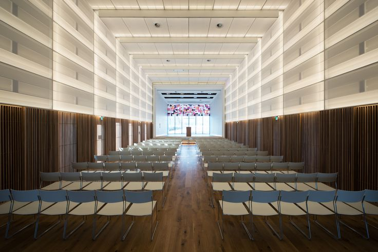 YONSEI UNIVERSITY CHRISTINE CHAPEL by Sangyoon KIM / Listen communication