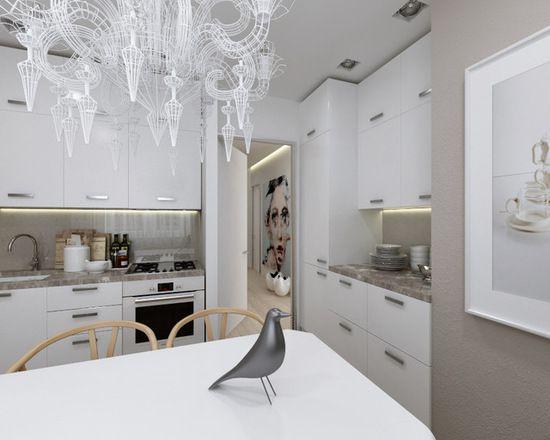 Проект однушки в стиле Дзен от Уютная квартира - Дизайн интерьеров | Идеи вашего дома | Lodgers
