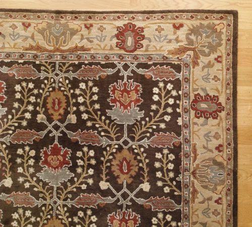 Brand New 8x10 10X8 Persian Brandon Style Handmade Woolen Area Rugs Carpet