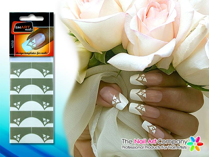 67 best smart nails nail art stencils images on pinterest nail the nail art company smart nails the wedding nail art stencil set n050 prinsesfo Images