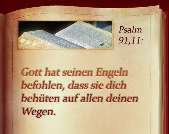 Bibelverse Psalm 91