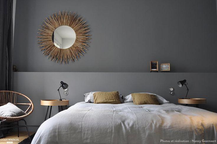 Rénovation et décoration d'un appartement de 90 m2 à Paris 10 ème, Nancy Geernaert - Côté Maison