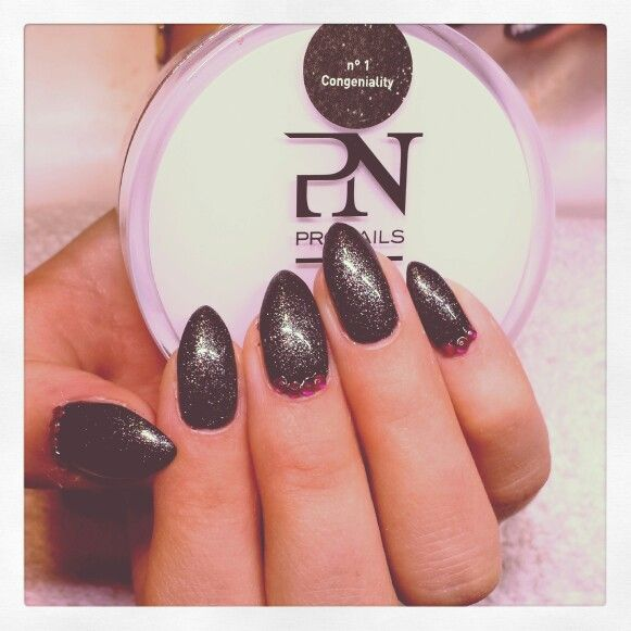 #pronails #gelnails #daimond #pn #melanie #pronails_hq #nailart #gellak