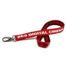 RED DIGITAL CINEMA LANYARD