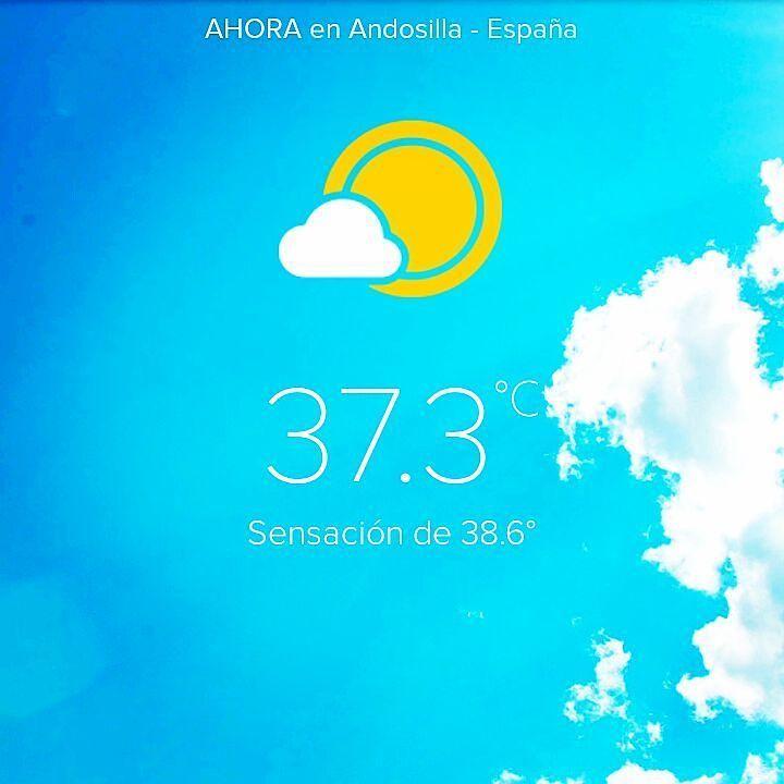 """Lo que viene siendo """"caer fuego"""" literalmente. #igersnavarra #estaes_navarra #loves_navarra #Andosilla #verano #summer"""