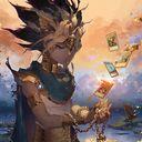 遊☆戯☆王からのアテム(闇遊戯) と封印されしエクゾディアの5枚の完全なカード アテム、いつもかわいそうな武藤遊戯を守ってくれてありがとう♡ 子供時代にアテムが存在していたのは本当に貴重なも