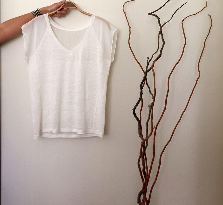 Silk + Linen: Perfect Combination