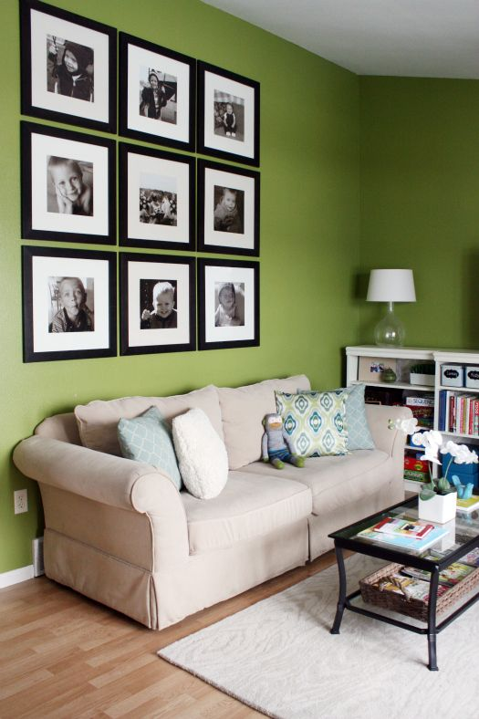 27 best picture frame layout ideas images on pinterest for Picture frames organized on walls