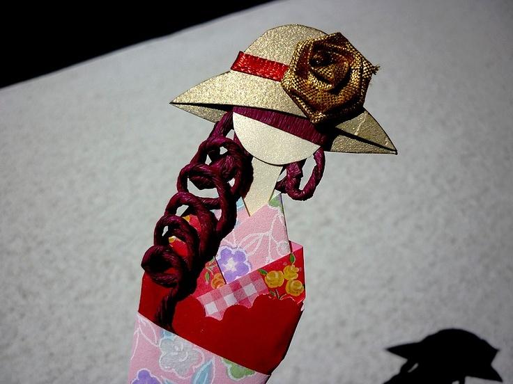 Momô Artesanatos: Bonecas ocidentais - Design Momô Artesanatos