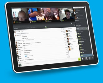 """Ninchat - Video IRC - persistent rooms that can be set to be """"public"""" or """"private"""" - up to 12 people concurrenctly can video chat - http://www.ninchat.com"""