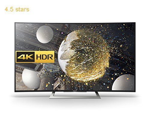 (Rating: 4.5 stars) Sony Bravia KD50SD8005 50 inch Curved Android 4K HDR Ultra HD Smart TV with Youview Freeview HD PlayStation Now (2016 Model)  Black This is a top pick of a deal among the hot selling products in Electronics  category. Click below to see its Availability and Price in your country.
