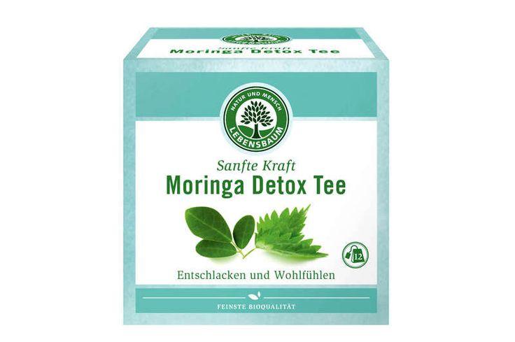 Lebensbaum Moringa Detox Tee