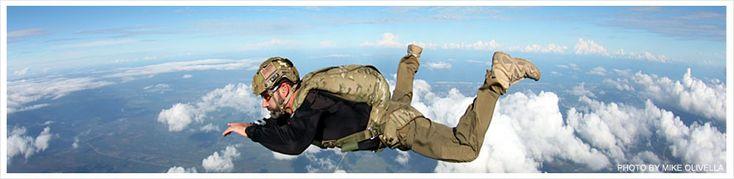 Camorigs.com by SKD Tactical | Premium MultiCam & Camo Skydiving Rigs & Custom Gear