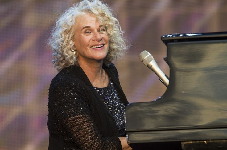 Carole King performing for BST Hyde Park July 2016 Photo: Brian Rasic