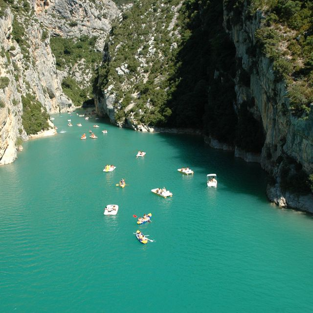 Verdon River @ Provence, France.