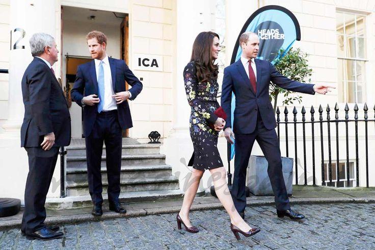 La duquesa de Cambridge ya conoce a Meghan Markle