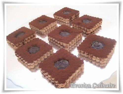 sables au chocolat