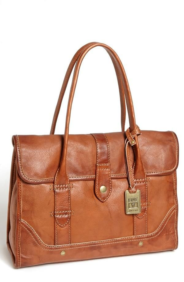 Of course it's frye and of course it has to be 300 plus $ but I still love it!