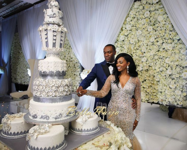 latest white wedding cakes in nigeria ezinne amp uchenna wedding in houston usa 16769
