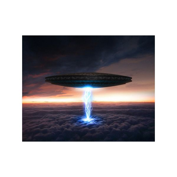 UFO - Other Wallpaper 370751 - Desktop Nexus Space ❤ liked on Polyvore featuring home, home decor, wallpaper and nexus wallpaper