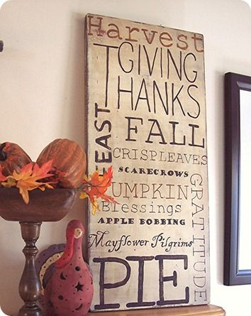 thanksgivingsThanksgiving Signs, Handpainted Thanksgiving, Fall Wood Sign, Subway Signs, Fall Signs, Fall Decor, Fall Thanksgiving, Fall Halloween Thanksgiving, Thanksgiving Subway
