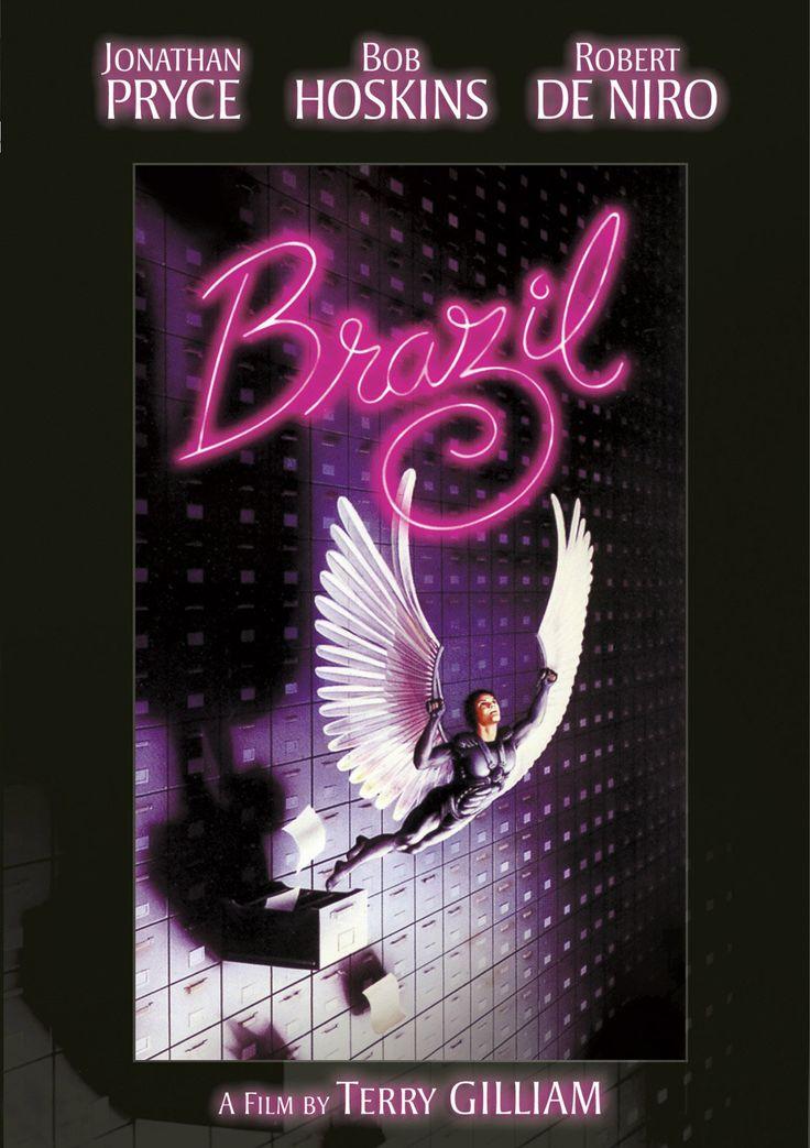 Brazil est un film d'anticipation britannique réalisé par Terry Gilliam, sorti en 1985.