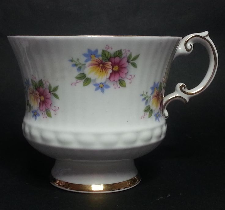 #ebay antique Elizabethan coffee Cup Fine porcelain Made in England Footed Style with Flower P withing our EBAY store at  http://stores.ebay.com/esquirestore