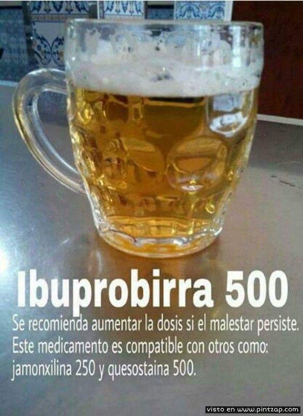 Ibuprobirra 500 Frases De Cervezas Frases De Borrachos Memes De Cervezas