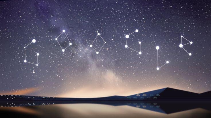 // Perseid Meteor Shower 2014 Google Doodle