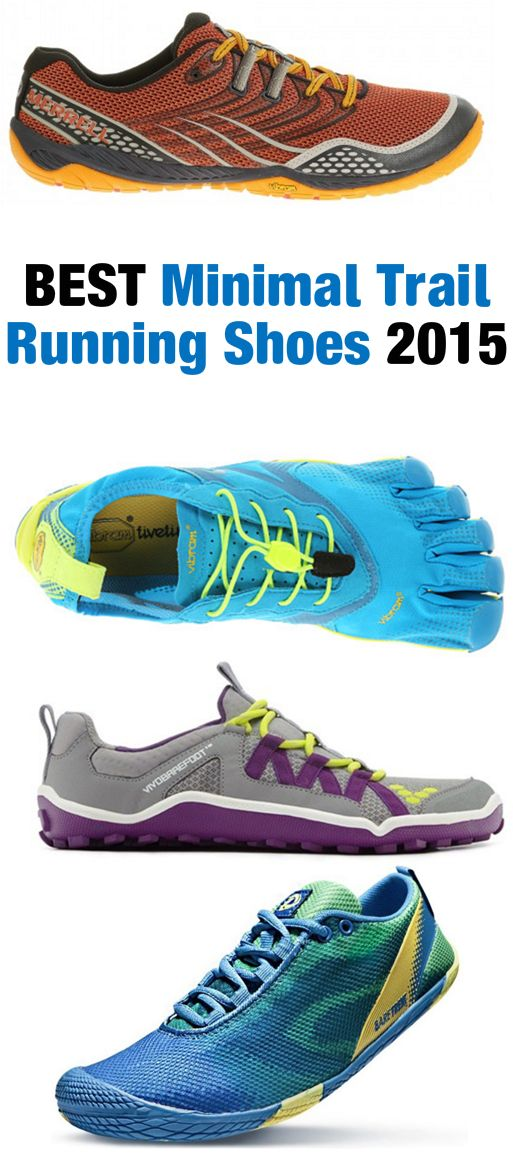 Best Minimal Trail Running Shoes of 2015