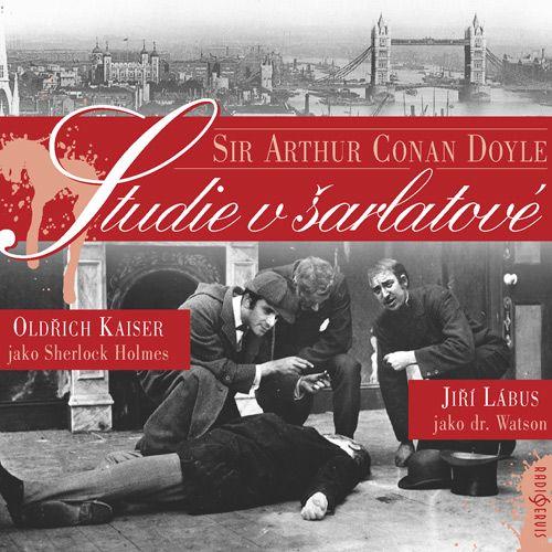 Prvý spoločný prípad Sherlocka Holmesa a dr. Watsona (Arthur Conan Doyle – Studie v šarlatové - recenzia)