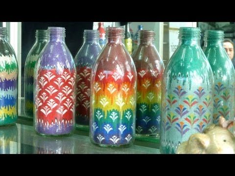 how to seal sand bottle Learn how to do the sand art bottle (1) - YouTube