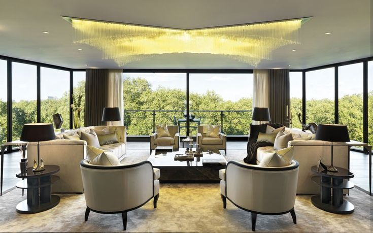Literally the first ever show flat in Hyde Park, one of the UK's most residential developments. The breathtaking flat looks over Hyde Park and Knightsbridge, and is now the only apartment occupying an entire floor for sale in the building.   Guide price: 65 Million