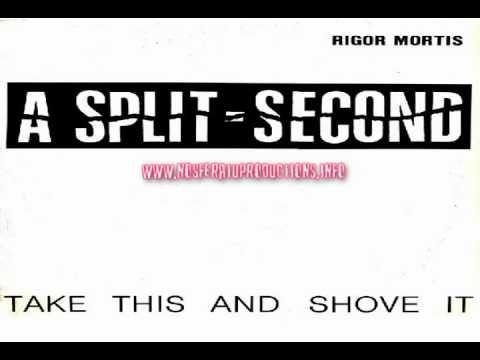 A SPLIT SECOND - RIGOR MORTIS [ EXTENDED REMIX ] 1987