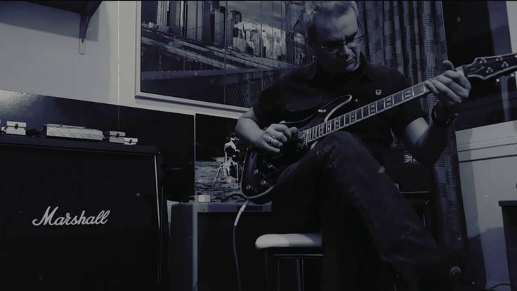 These Midnight Blues by John Patelis