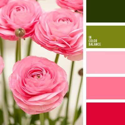 алый, бледно-розовый, бордовый, винтажные цвета, зеленый, красный, насыщенный зеленый, оттенки болотно-зеленого, оттенки весны, оттенки зеленого, оттенки розового, оттенки светло-розового, подбор пастельных тонов, подбор цвета, розовый, салатовый, светло-