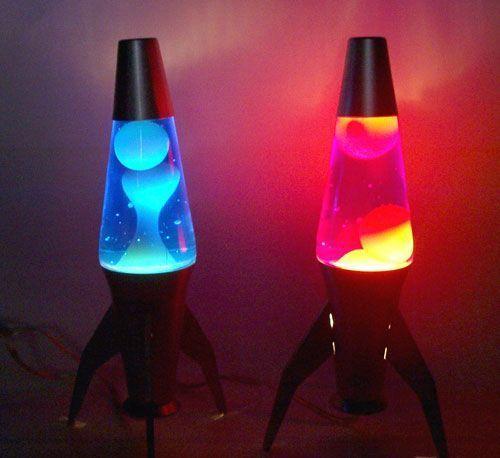 Como crear una lampara de lava casera