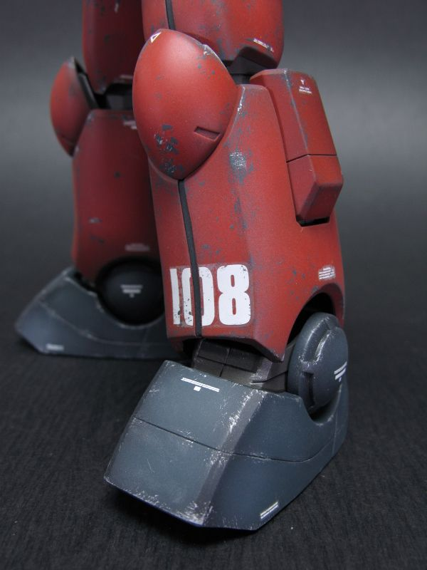MG 1/100 RX-77-2 鋼加農 - sailiolss的創作 - 巴哈姆特