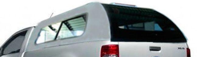 Hard Top Mazda BT-50 2012 en adelante Simple Cabina ventanas correderas made in Totem