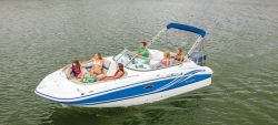New 2013 - Hurricane Deck Boats - SD 2200 DC OB