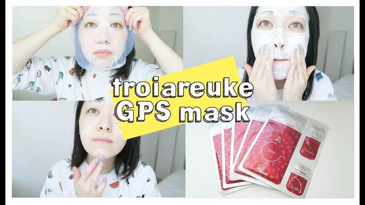 Troiareuke GPS Mask!!!