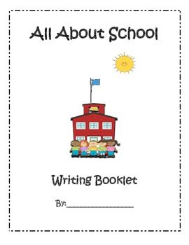 This FREEBIE features an All About School writing booklet for students to write, draw, and color. The 5 pages include:  My School  My Classroom  My Teacher and Me  Rules at School  My Favorite Things at SchoolGraphics from www.mycutegraphics.comCreated by: Kindercat