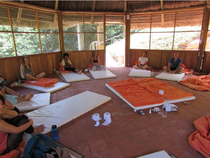 Sacred Journey Peru will take you deep into the Amazon Jungle, to a beautiful & exceptionally comfortable Jungle enclave to experience ancient shamanic customs, rituals and traditions. It is here we learn that every plant, tree and flower is a true teacher and as we journey deeper, through sacred Ayahuasca ceremonies, we become more sensitive read more