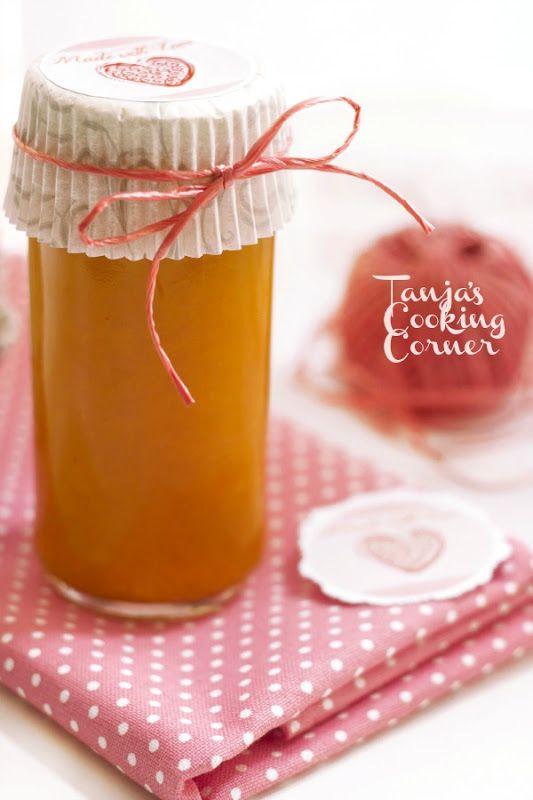 Pumpkin Apple Cinnamon Jam