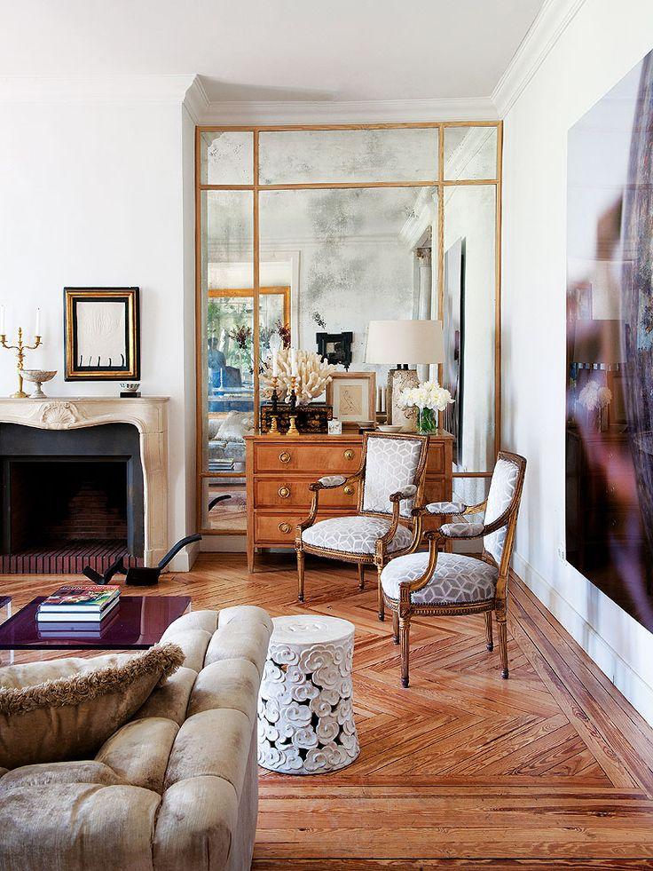 nice....  Madrid Apartment by; Luis Puerta