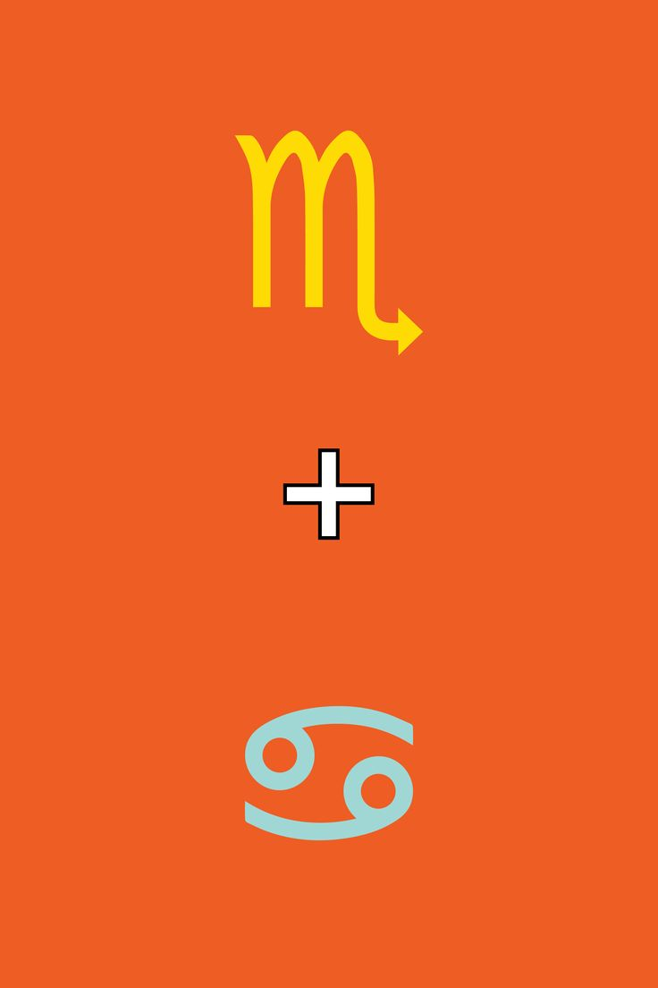 The Shockingly Simple Trick To Know Who Is Most Compatible With Your Sign #refinery29  http://www.refinery29.com/2016/10/127028/horoscope-compatibility-love-match#slide-22  Scorpio + CancerSigns Apart: FourScorps see themselves in sensitive Cancers and can, in their sly Scopion ways, even help them open up a bit....