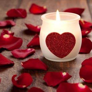 Convierte la cena de San Valentin en una velada especial usando tu imaginación y, por supuesto, con mucho amor ❤️
