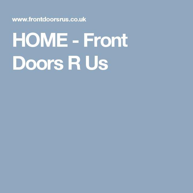 HOME - Front Doors R Us