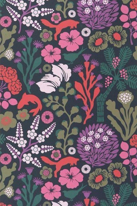 Arietta | Wallpaper from the 70s