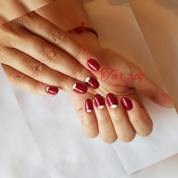 #Műköröm #debrecen #mini #géllak #tarzoé #love #boldogság #piros